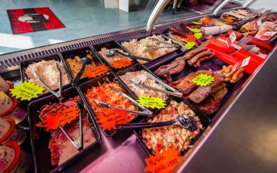 Boucherie traiteur à Neufchâteau: viandes et plats préparés